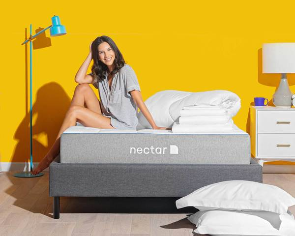 Nectar Memory Foam Mattress Get £125 Off Mattress + 365 Night Trial + Free Delivery
