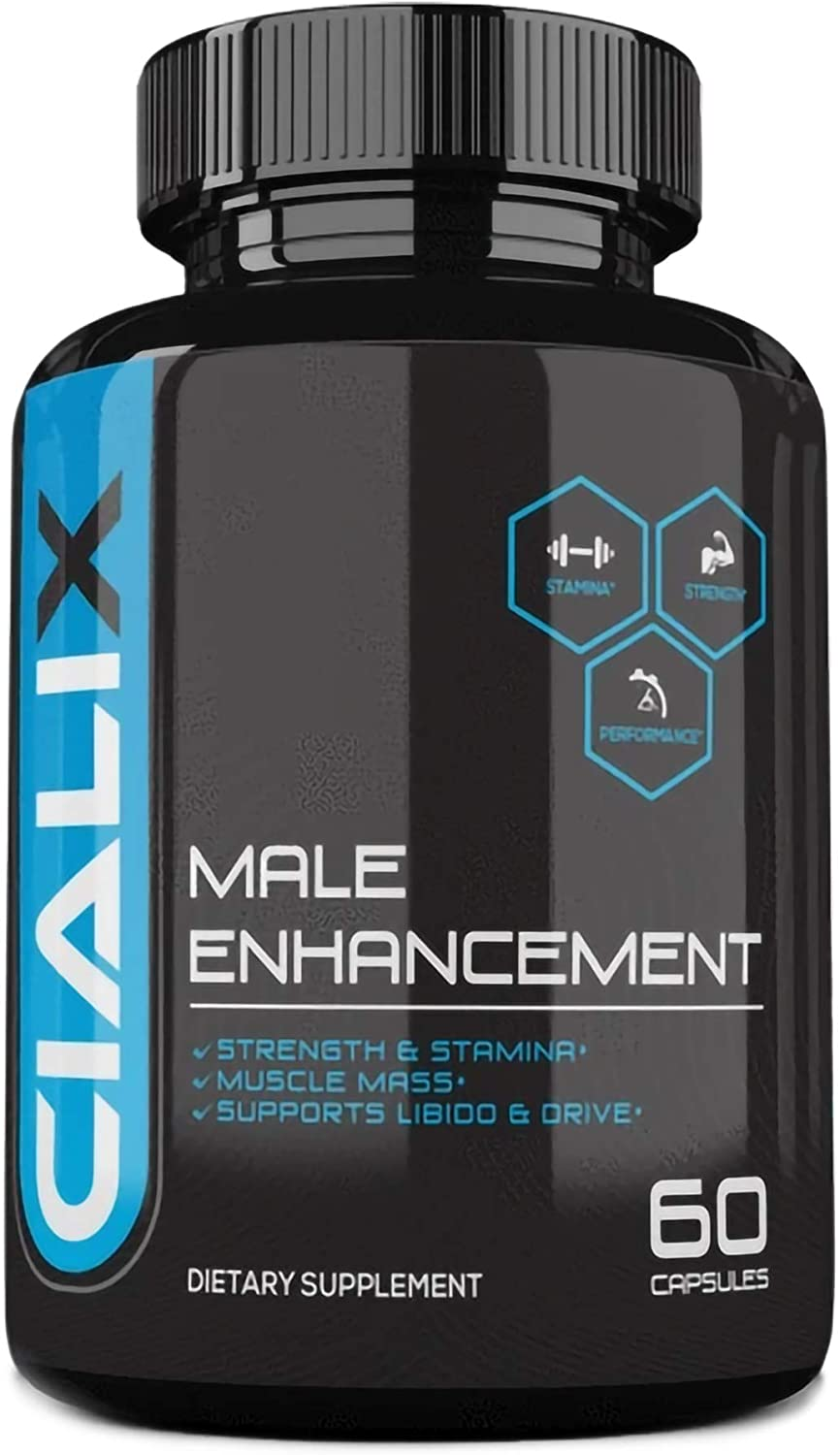 Cialix Male Special Offer Coupon – 95% Off Your Order + Free Shipping